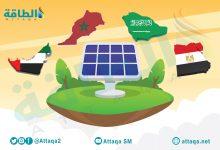 Photo of سباق عربي ضخم.. 4 دول تتنافس في إنتاج الطاقة الشمسية