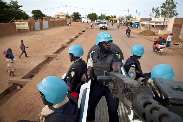 قوات حفظ السلام في مالي - الطاقة المتجددة