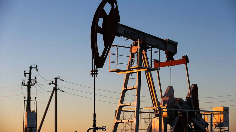 النفط- روسيا