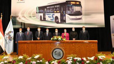 Photo of توقيع عقد لتصنيع أول حافلة نقل جماعي كهربائية مصرية