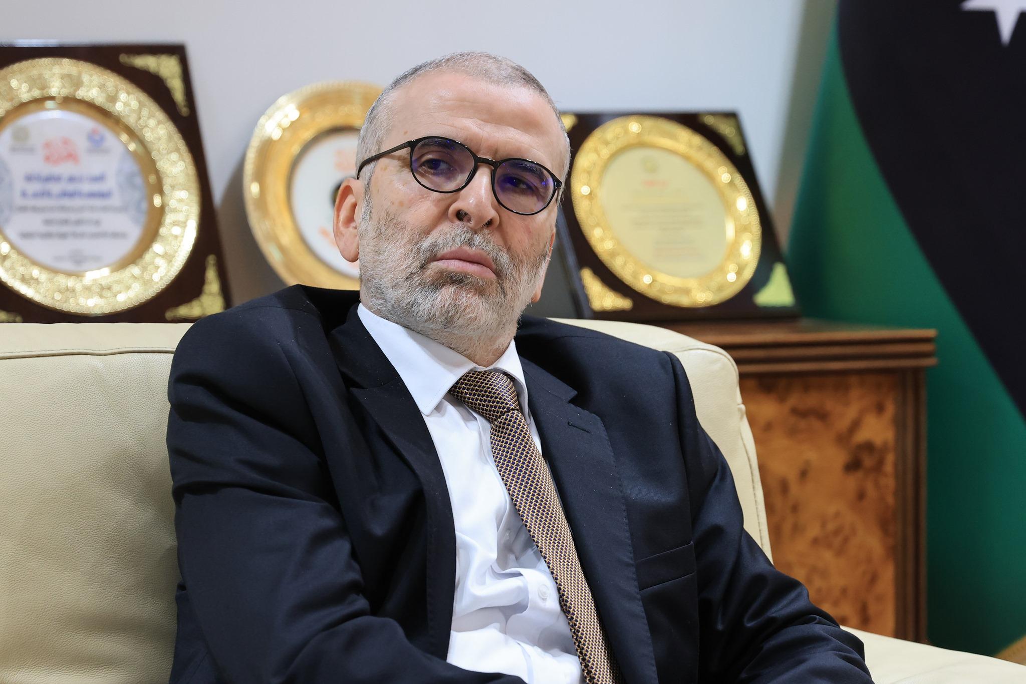 قطاع النفط الليبي - مصطفى صنع الله