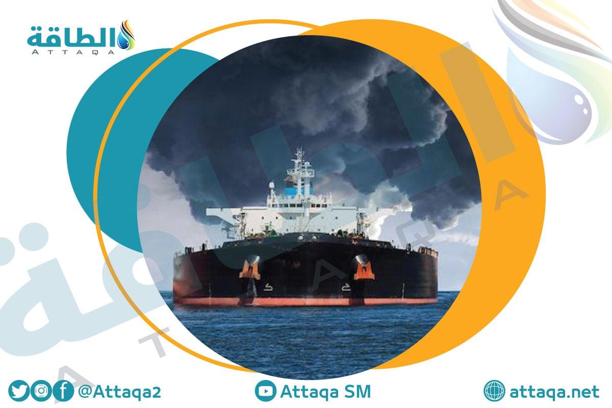 انبعاثات السفن - الغاز الطبيعي المسال