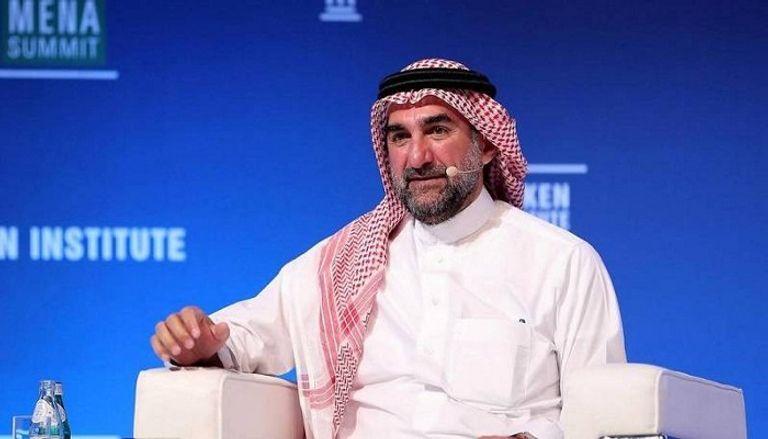 رئيس مجلس إدارة أرامكو السعودية ياسر الرميان