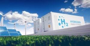 التحليل الكهربائي للهيدروجين