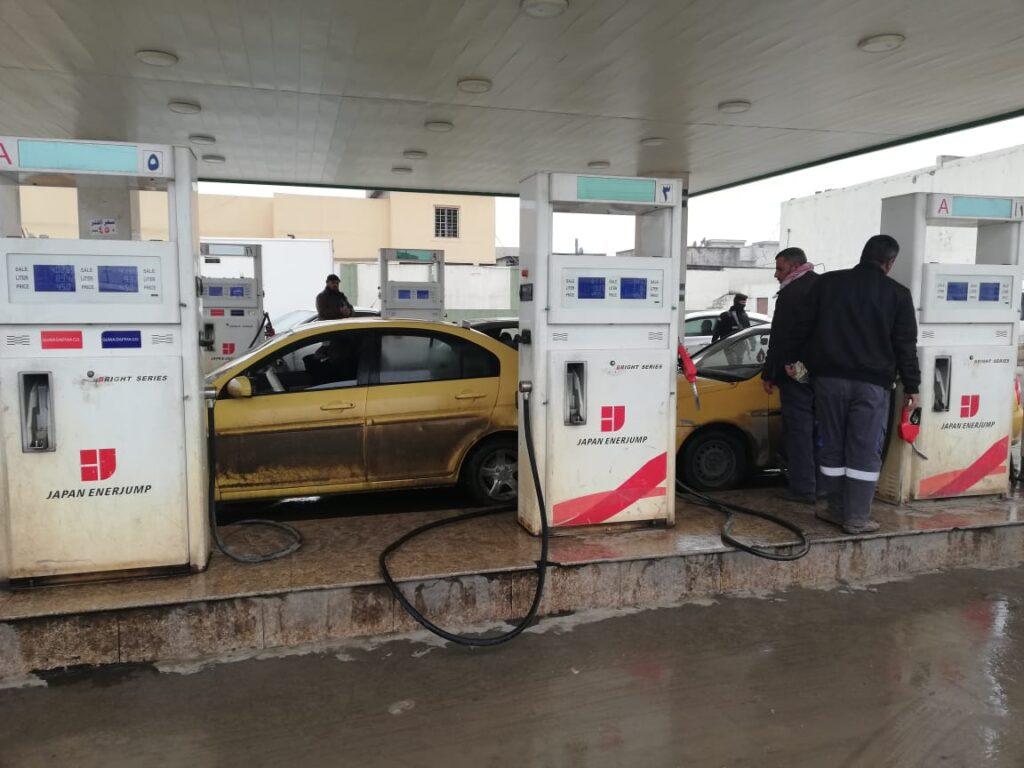 أسعار الوقود في كردستان