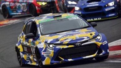 Photo of سيارة تويوتا الهيدروجينية تفوز بسباق تحمّل مدته 24 ساعة
