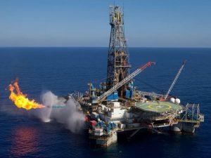 النفط في غانا