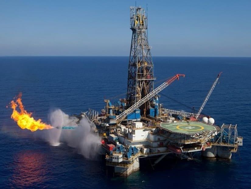 التنقيب عن النفط في غانا