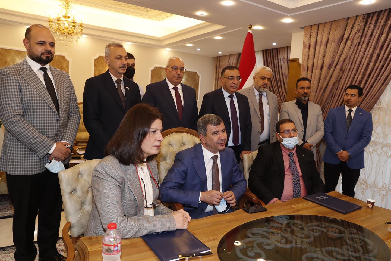 مصدر الإماراتية - العراق - مشروع طاقة شمسية في العراق