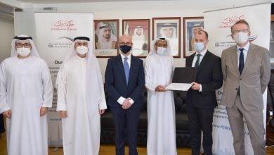 Photo of الإمارات تمنح إنجي الفرنسية ترخيصًا لتوفير خدمات الطاقة منخفضة الكربون