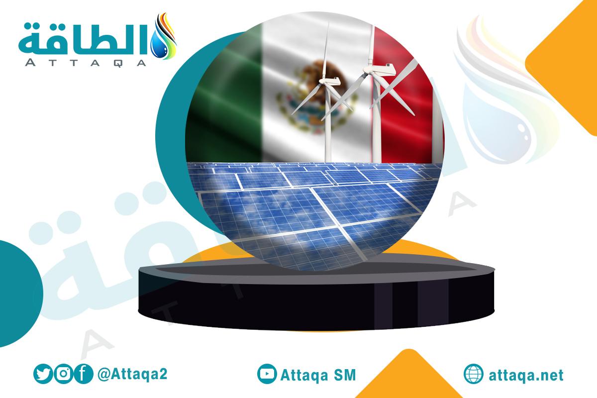 الطاقة المتجددة في المكسيك