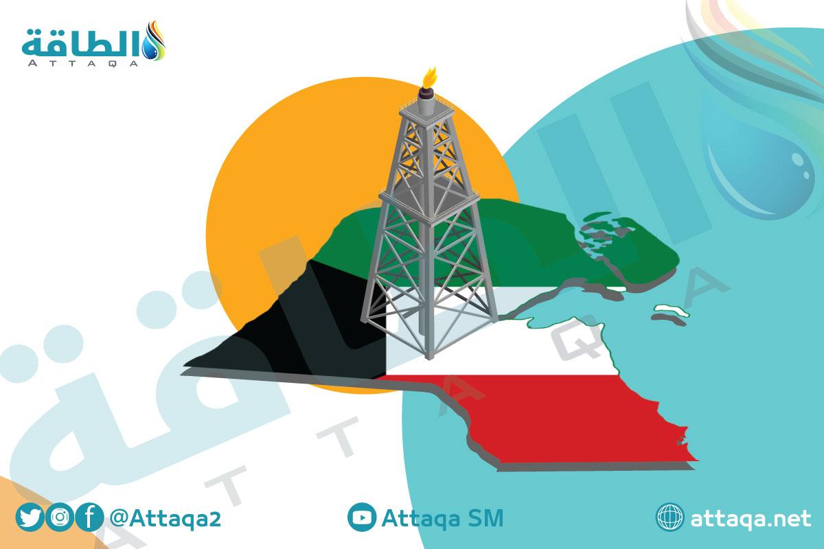 النفط والغاز في الكويت