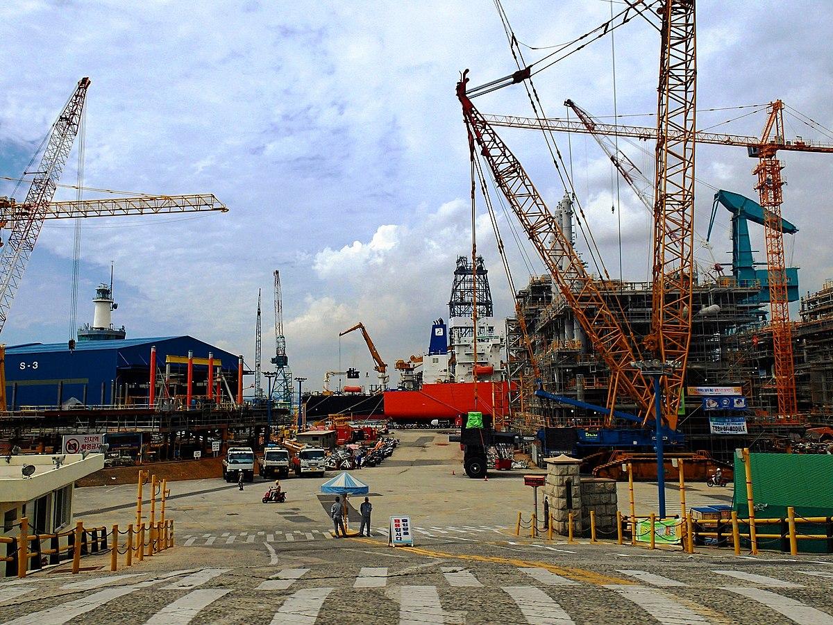 هيونداي لصناعة السفن