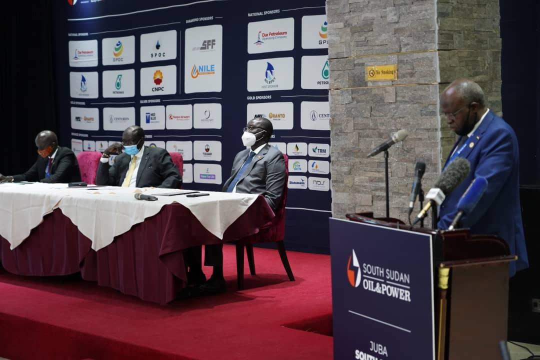 مؤتمر النفط في جنوب السودان
