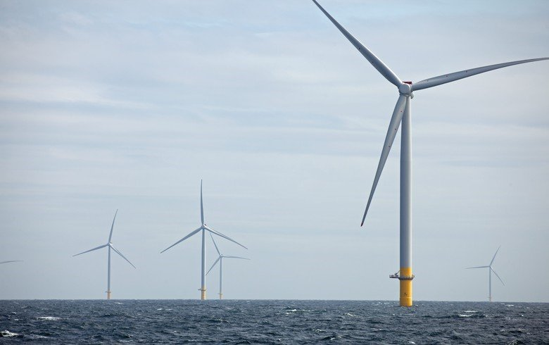طاقة الرياح في أميركا