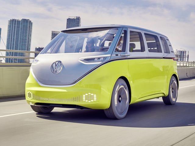 السيارات الكهربائية- فولكس فاغن