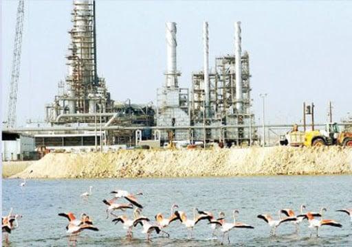 أحد مشروعات النفط والغاز - البحرين