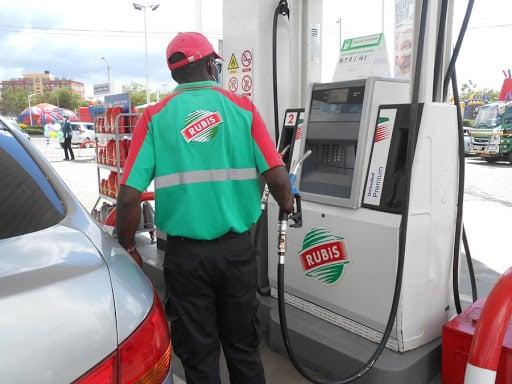 أسعار الوقود في كينيا