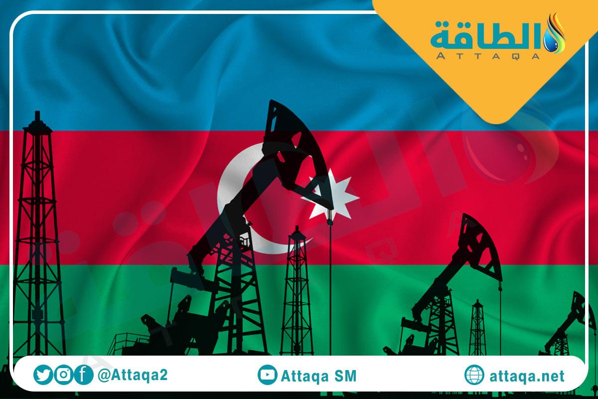 النفط والغاز في أذربيجان - إنتاج الغاز