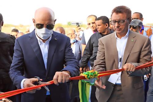 مشروعات جديدة في موريتانيا