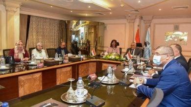 Photo of مصر تتعاون مع ألمانيا في تصنيع بطاريات السيارات الكهربائية محليًا