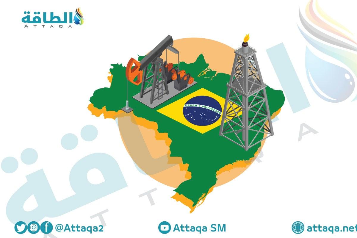 النفط والغاز في البرازيل