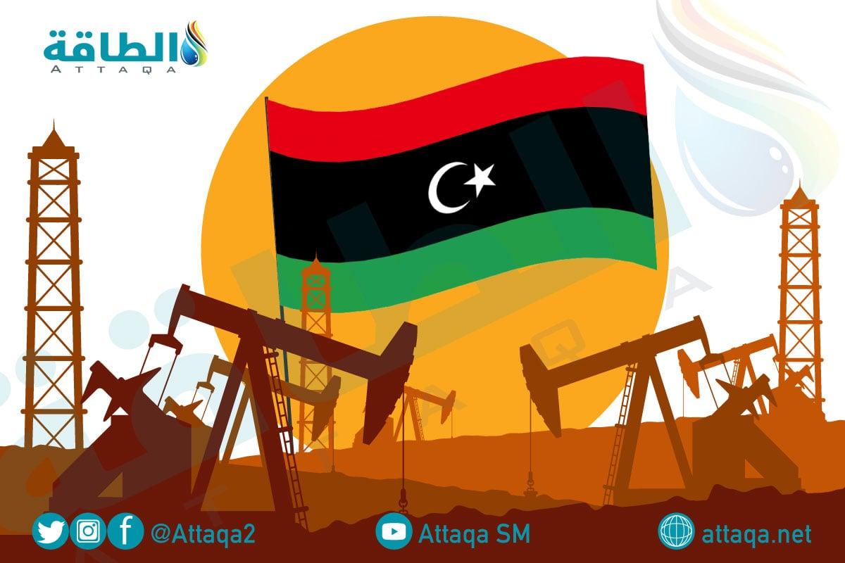 إيرادات النفط - ليبيا