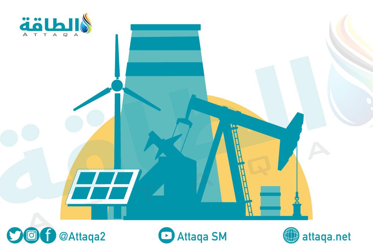 قطاع النفط والغاز والطاقة المتجددة- وكالة الطاقة الدولية