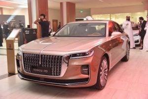 السيارات الصينية في السعودية