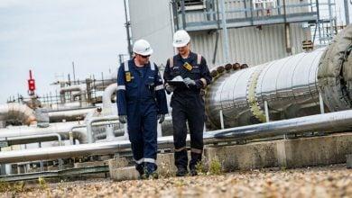 Photo of إكوينور وإس إس إي تطلقان أكبر منشأة لتخزين الهيدروجين في العالم
