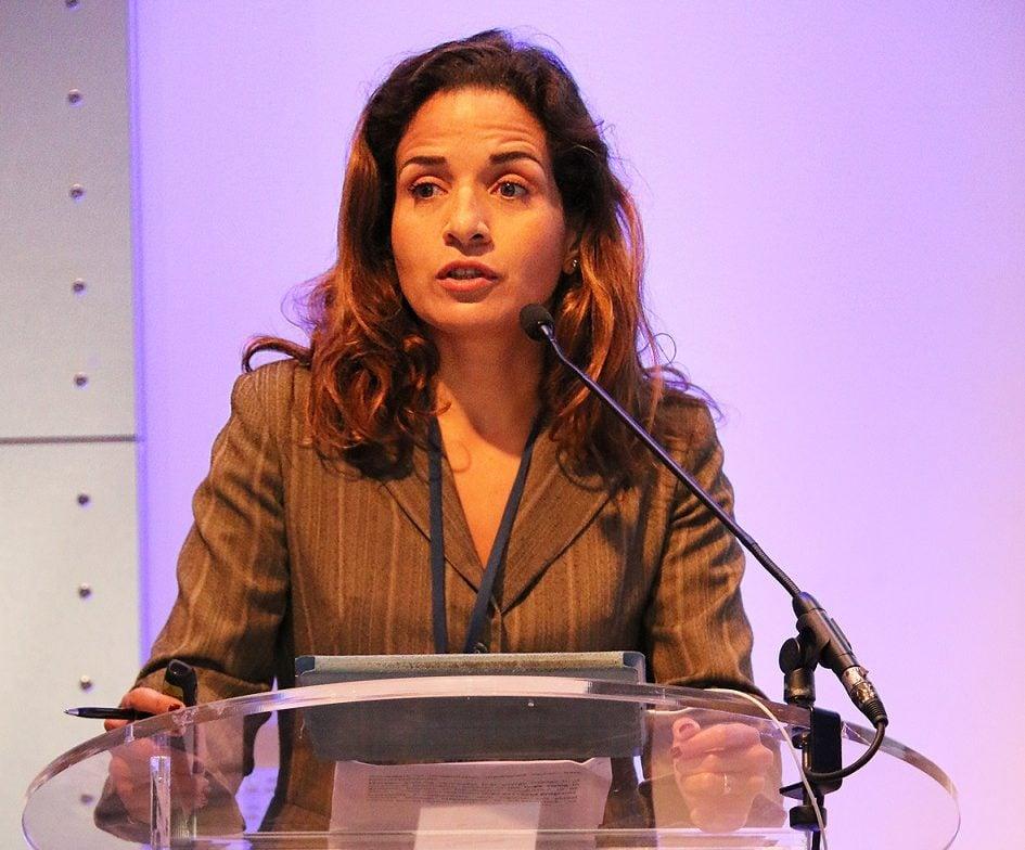 ليلى بنعلي - منتدى الطاقة الدولي