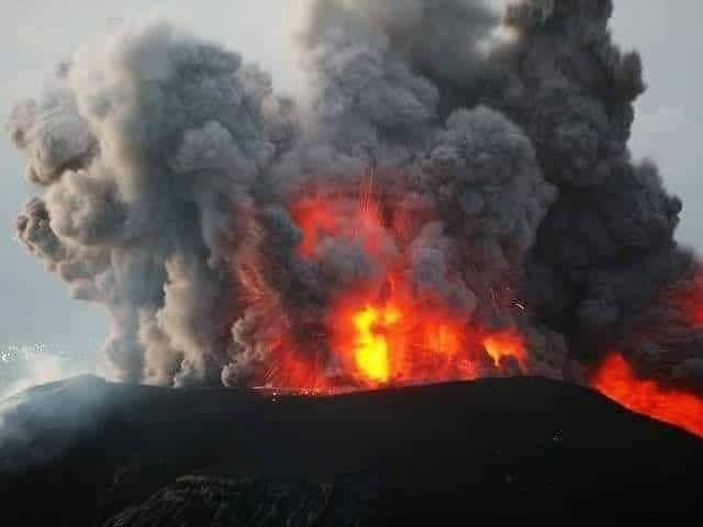 بركان تال في الفلبين