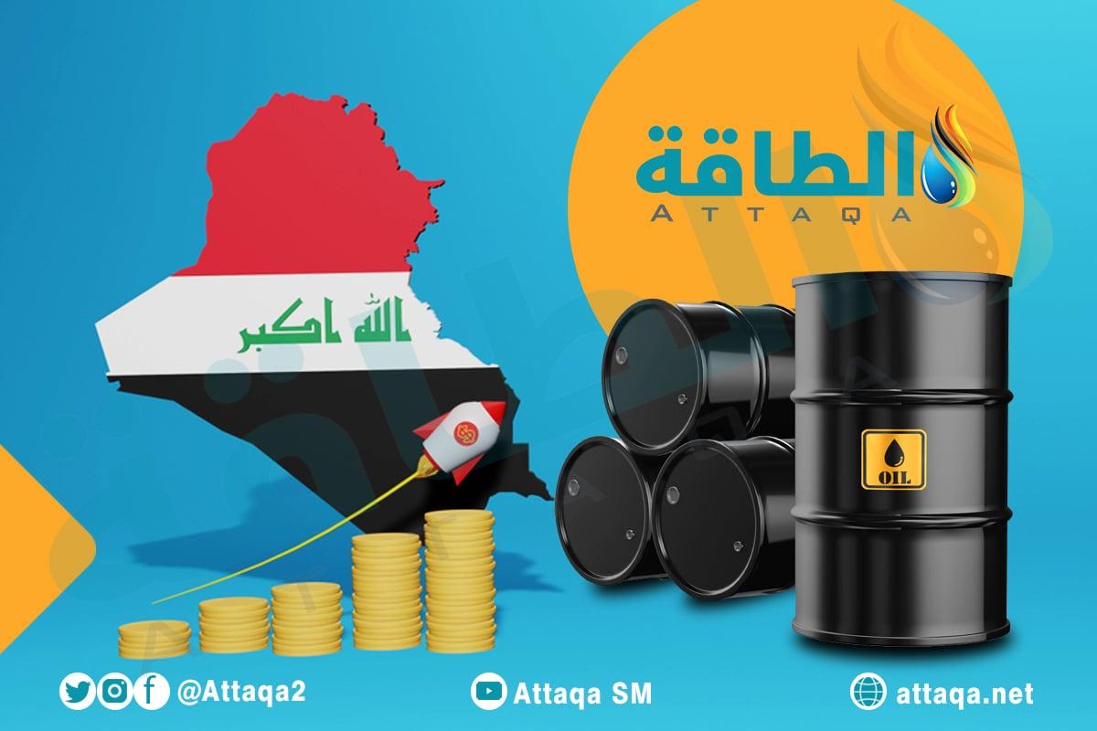 إنتاج النفط العراقي - صادرات النفط العراقي