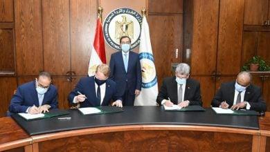 Photo of مصر توقع اتفاقيتين مع بكتل الأميركية لتنفيذ مجمع البحر الأحمر للبتروكيماويات