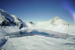 الطاقة المتجددة - جبال الألب