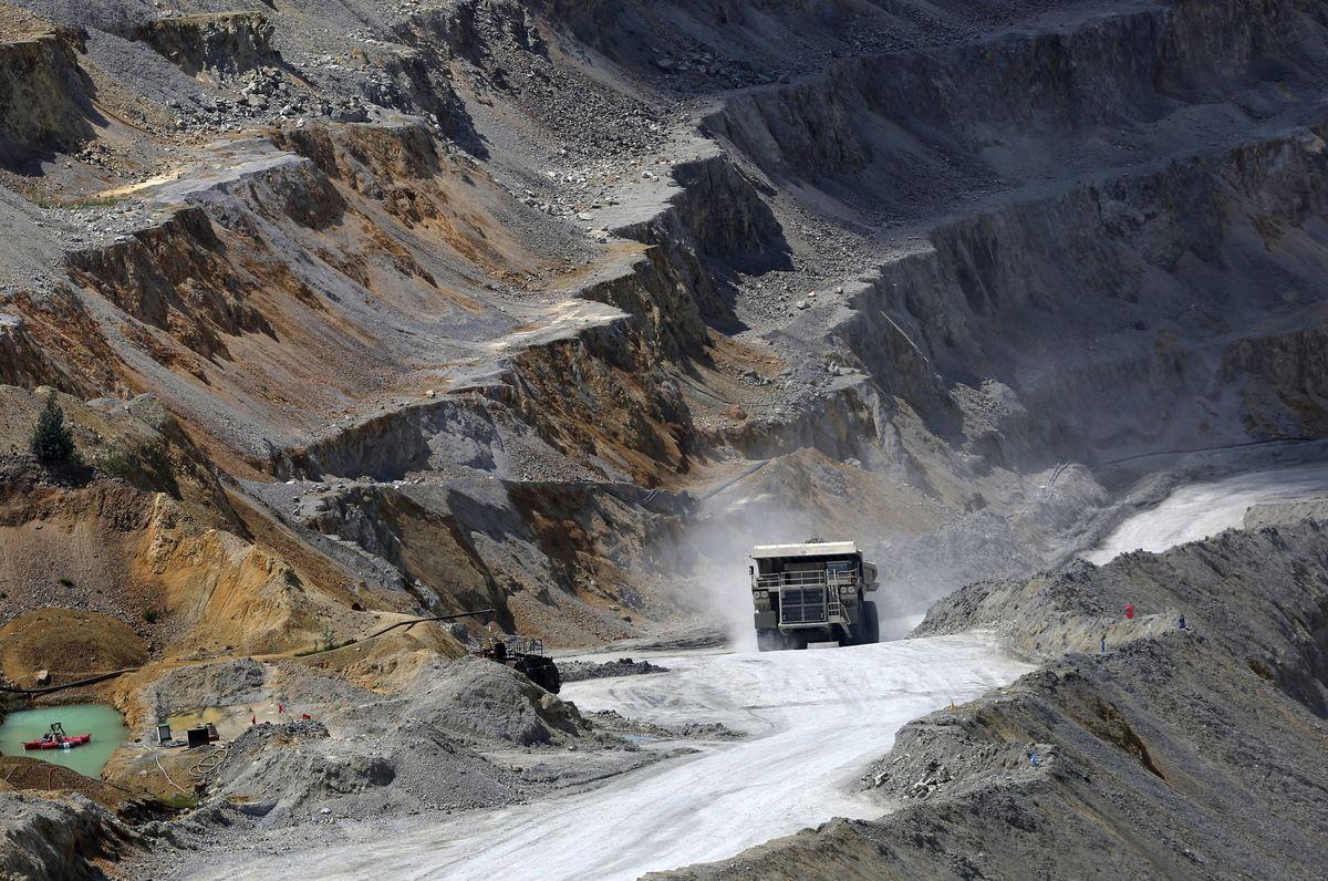 أكبر 5 شركات تعدين - منجم
