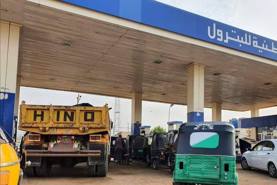 أسعار الوقود في السودان