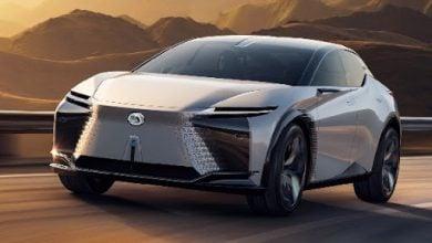 Photo of لكزس تعلن موعد طرح أول سيارة كهربائية