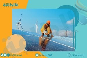 وظائف الطاقة المتجددة + الحياد الكربوني