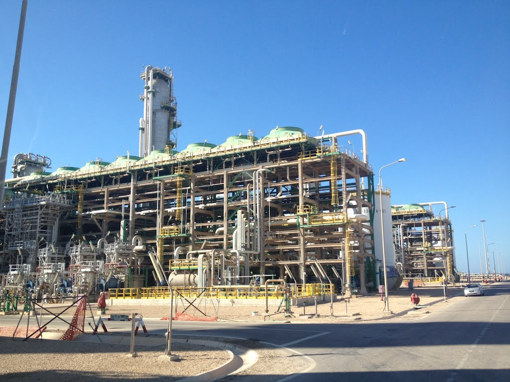 إمدادات الغاز - ليبيا- مجمع مليته