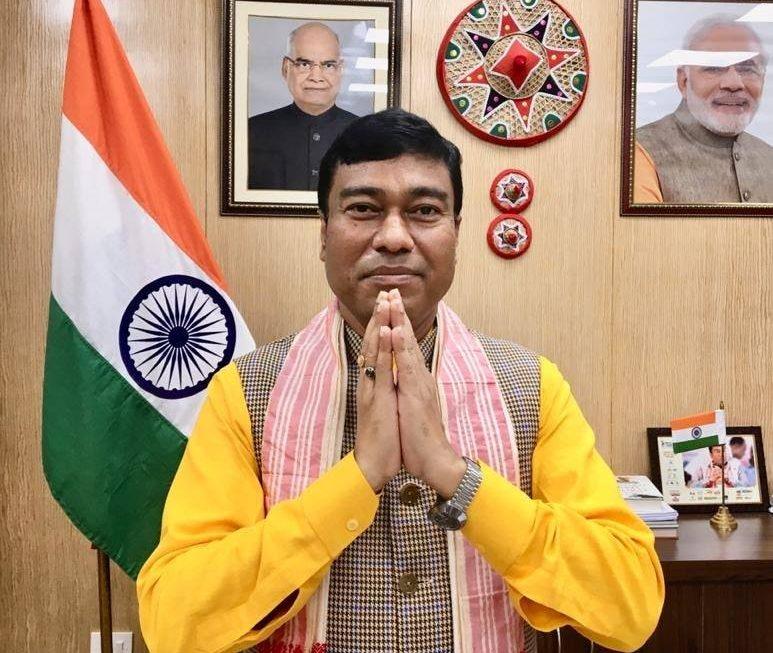 الهند - وزير الدولة الهندي للنفط والغاز الطبيعي رامسوار تيلي