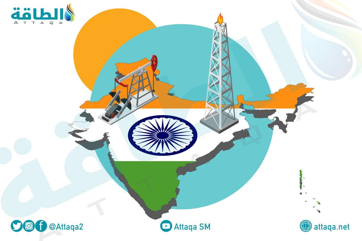شركات النفط والغاز في الهند