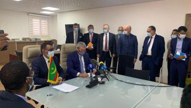 Photo of موريتانيا توقع اتفاقية مع كينروس الكندية لزيادة حصتها من إيرادات الذهب