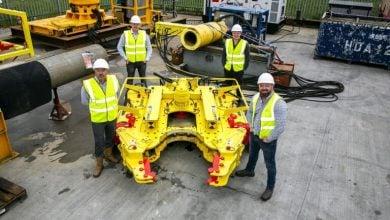 Photo of شركة أيرلندية تطرح حلولًا خضراء لإعادة تدوير أنابيب النفط والغاز
