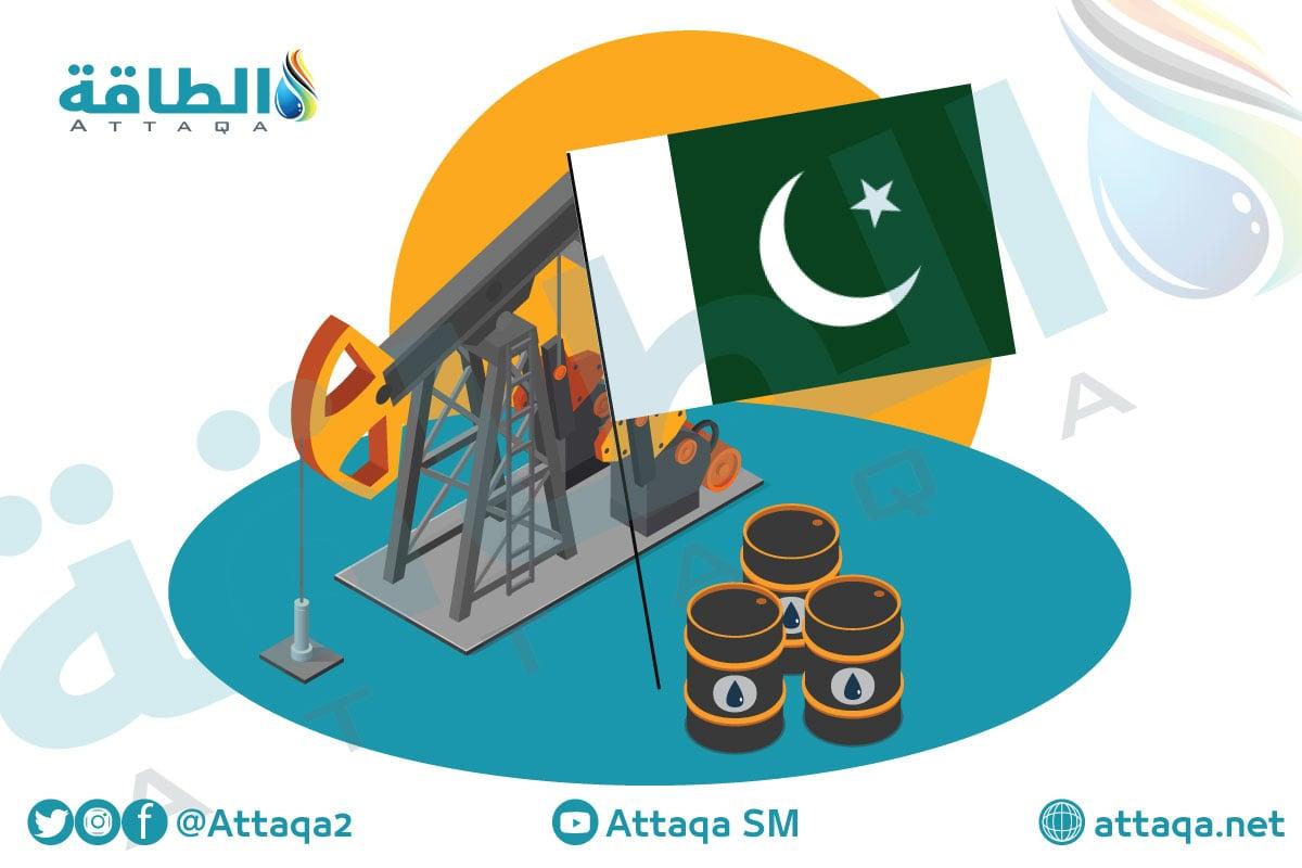 قطاع النفط والغاز في باكستان