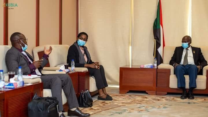 هاليبرتون الأميركية - السودان