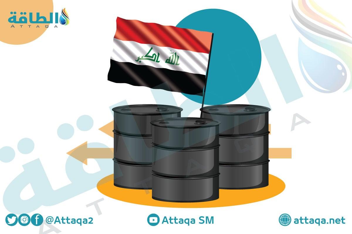 صادرات النفط العراقي