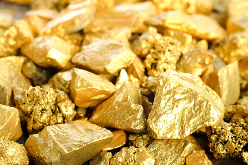تعدين الذهب