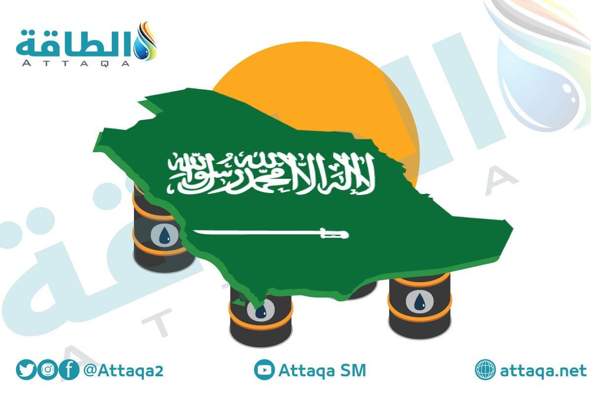 النفط في السعودية