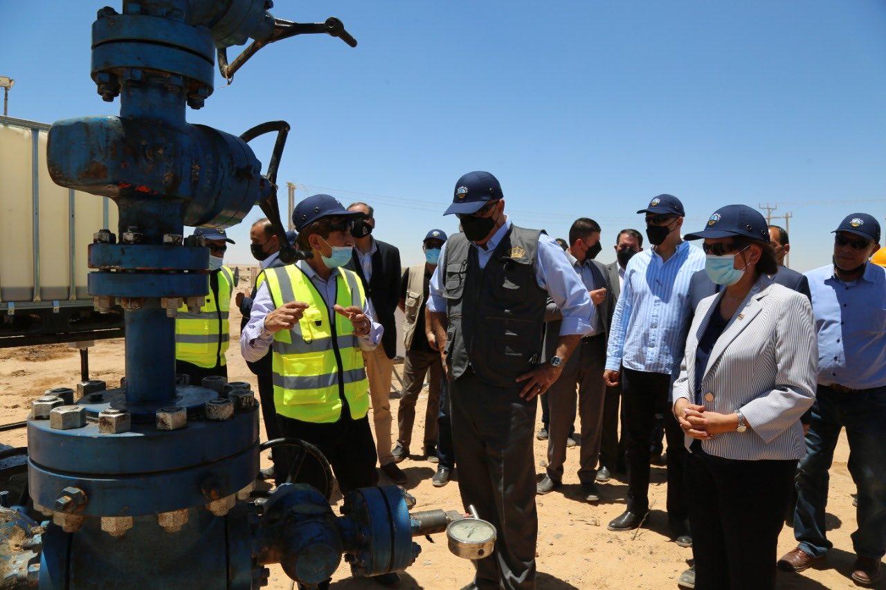حقل حمزة النفطي في الأردن